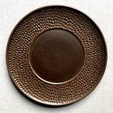 Bord Brass Copper 28 cm_