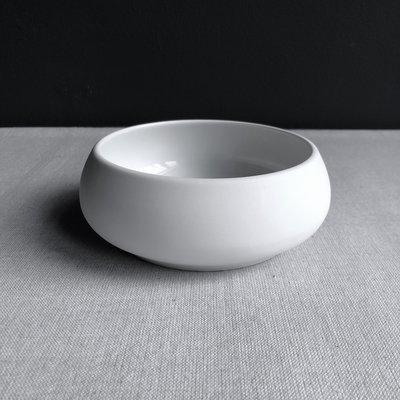 Cocotte 14 cm wit mat