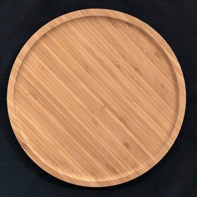 Leone bamboo tray
