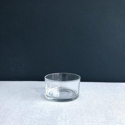 Glazen kom 9 cm
