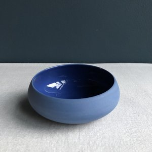 Cocotte 12 cm blauw