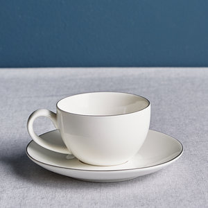 Espressokop & schotel Edge