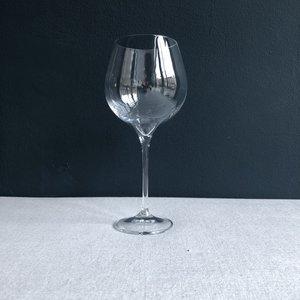 Wine Drop Bourgogne glass