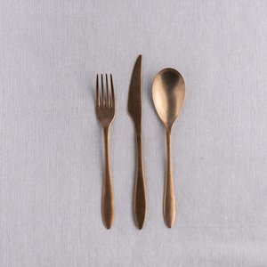 Dessertlepel Gioia Bronze