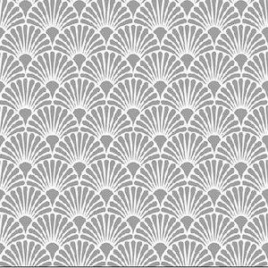 Cocktailservet ArtDeco Silver